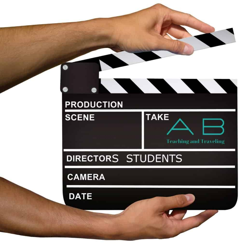 Models of good practice for student-produced video projects. Types of video tasks